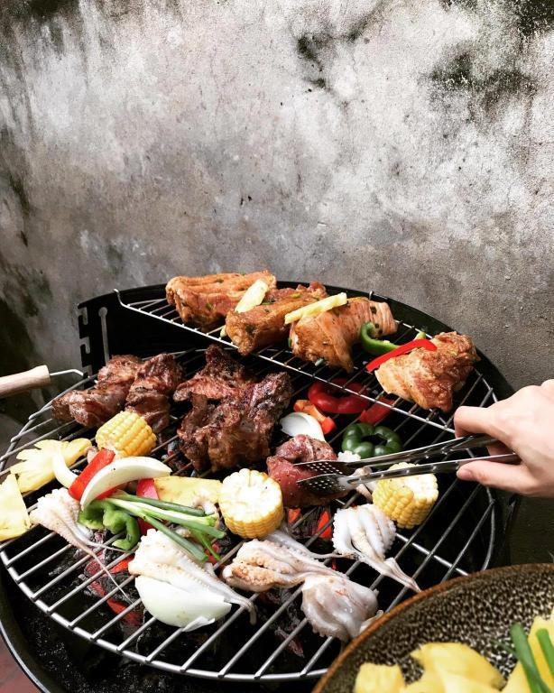Grillezett gomba – Vigyázz, ma apa főz