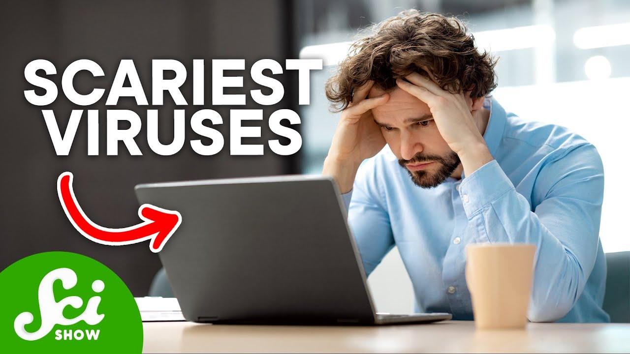 top 10 vírus pc
