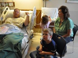 hasnyálmirigyrákos betegek történetei