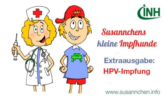 hpv impfung jungen praparat