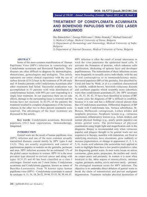 lidokain condyloma a méhnyak lapos condylomájának eltávolítása