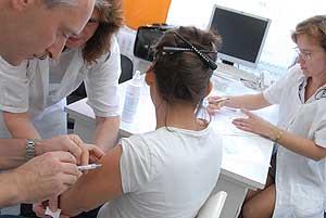 HPV elleni oltás: egy hét van hátra